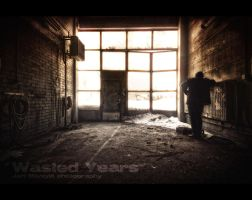 Wasted Years by wchild