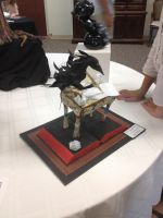 Why is a raven like a writing desk? by Aelorn