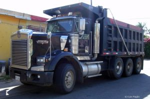 Kenworth T900 4 Axle by Mister-Lou