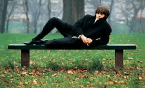 Paul in the park by TheAbbeyRoadie