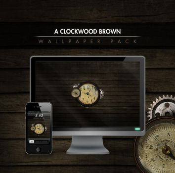 A Clockwood Brown by TheAL