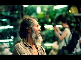 Old and Homeless by vic198x