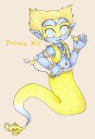 Prince Kit - GC by NamekAngelIvy