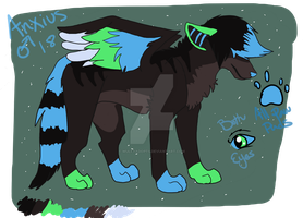 Wolf Adoptable :CLOSED: REDUCED PRICE by WulfyAdopts