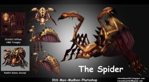The Spider by iEvEtS