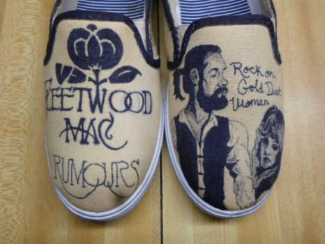 Rumours Shoes by TheCandleMaker