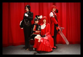 Black Butler - 03 by Kanasaiii
