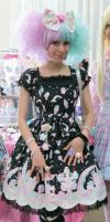 Milky Planet @ Dollyhouse Runway Fashion Show by GABBER-princess