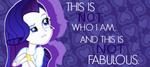 Rarity Equestria Girls by DixieRarity
