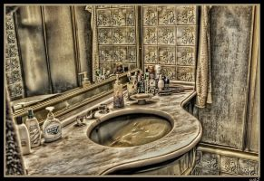 The Bathroom by ISIK5
