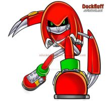 -::Metal Knuckles::- by aducknamedhope