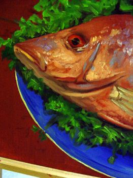 Red Snapper by hebazAtion