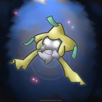 Wish Maker Jirachi by camds