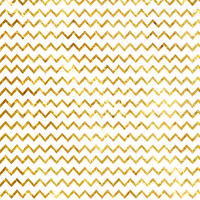 White And Gold Glitter Chevron by shortsweetpea