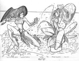 Commish Sketch 39 by RobDuenas