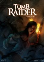 Tomb Raider Origines - Cover by FearEffectInferno