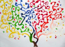 Tree of Imagination by kay-ler
