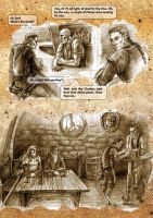Planescape comic - strip 6 by Deusuum
