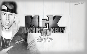 MGK (Machine Gun Kelly Lace Up) by StoryDesigns