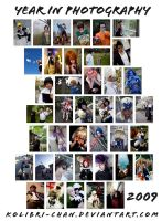 Year 2009 in Photography by kolibri-chan