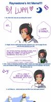 another meme with Luppi by Koklico