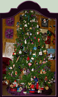 My Very Own Christmas Tree by WDWParksGal