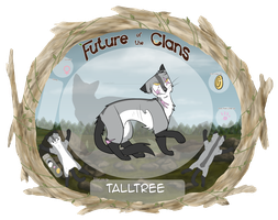 Talltree | BreezeClan Warrior | FOTC by COLS0N