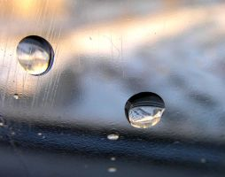 Water Drops 4 by JenniElfi