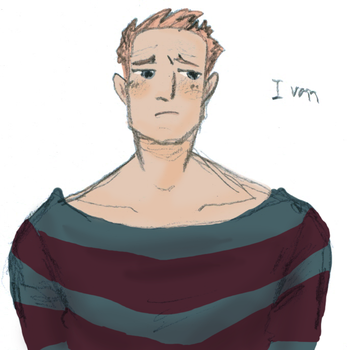 Character Ref - Ivan by Lear-is-not-amused