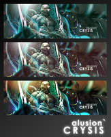 Crysis Signature by Alusionx