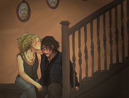 Bethyl - Stairwell Blues by foxyx