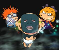 Rugrats harry potter by rocketman28
