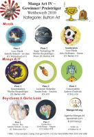Button Art Top 2010 by Agentur-Manga-Art