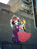 Fafi en Mexico by GraffMX