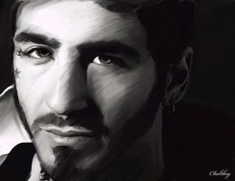Sully Erna by Chabiboy