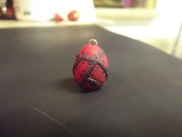Dragon Egg Charm by Eyricat