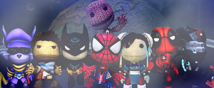 LittleBigPlanet 2 My Crew by Mosqueda29