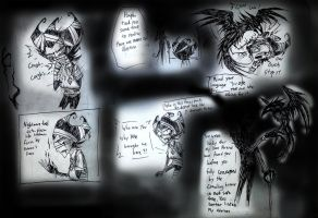 Fragments Of Memories part6 by RavenBlackCrow