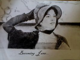 Becoming Jane (Anne hathaway) by Dinkidi