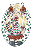 Ugly Christmas sweater - AT- by bejja