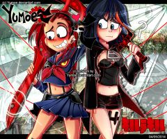 Kill la Yuu by Yumoe