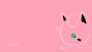 Jigglypuff Wallpaper by About12Kittens