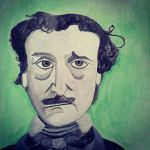E.A. Poe by PrimalExpression