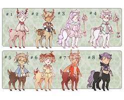 Taur Adopts [closed] by carameau