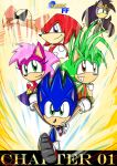 SonicFF Chapter 1 P.1 by SonicFF