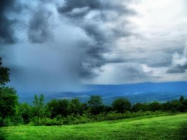 Storm In The Valley by jim88bro