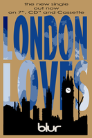 Blur cd covers - london loves by andy2519