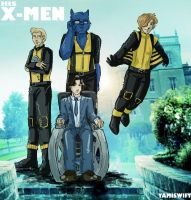 His X-men by yamiswift