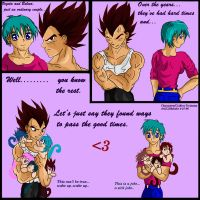 Bad times and good times by Dbzbabe