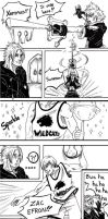 Kingdom Hearts Bloopers by AthelLoren-wardancer